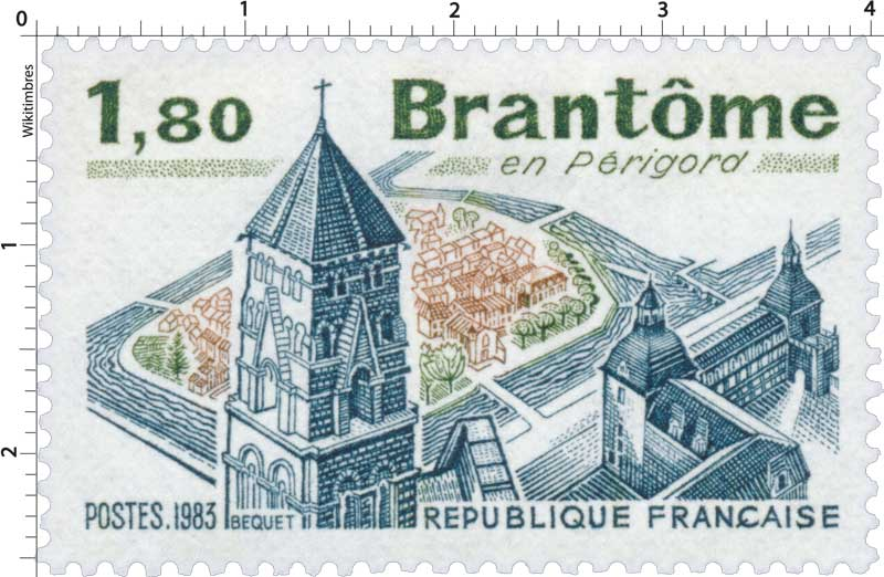 1983 Brantôme en Périgord