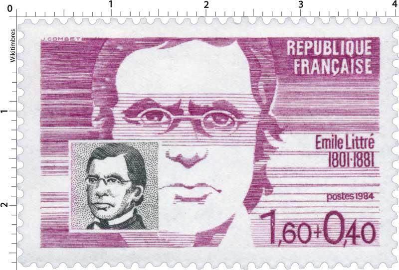 1984 Émile Littré 1801-1881
