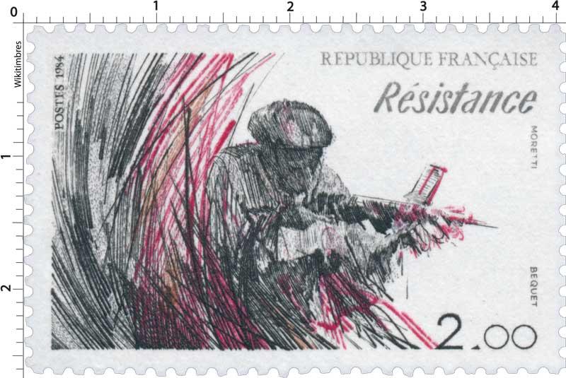 1984 Résistance