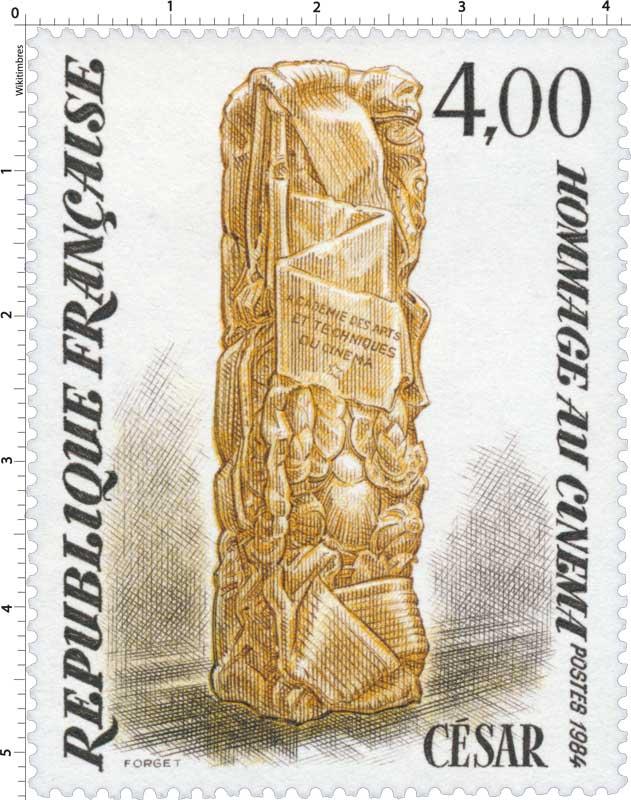 CESAR 2020 POSTE-1984-2