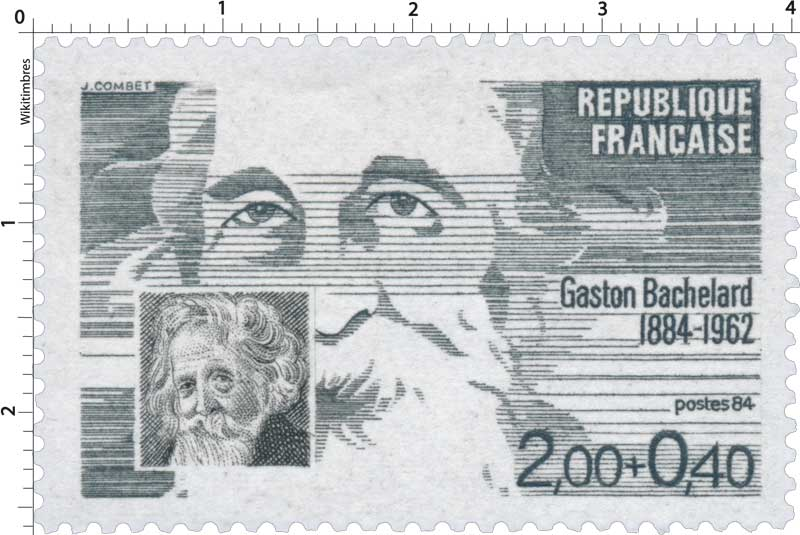 84 Gaston Bachelard 1884-1962