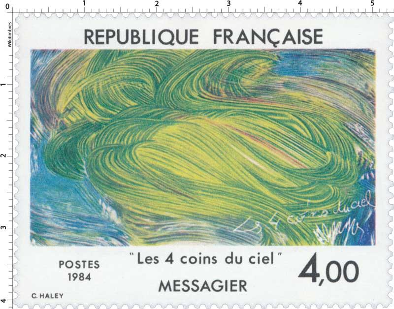 1984 Les 4 coins du ciel MESSAGIER
