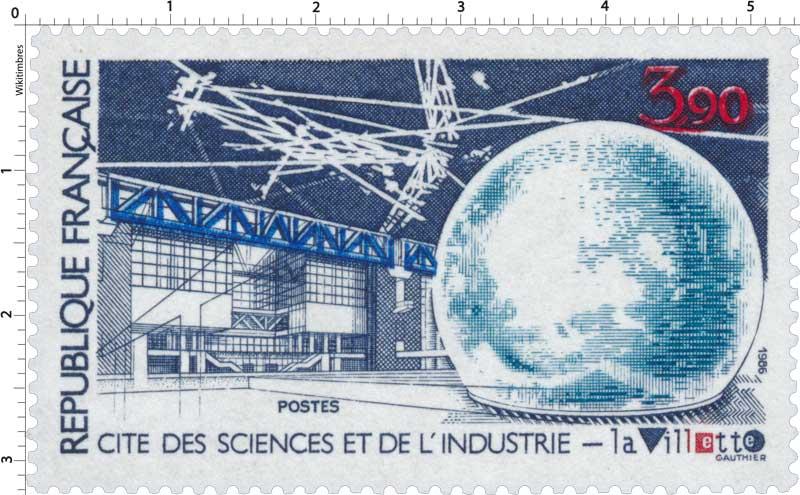 1986 La Villette - CITÉ DES SCIENCES ET DE L'INDUSTRIE