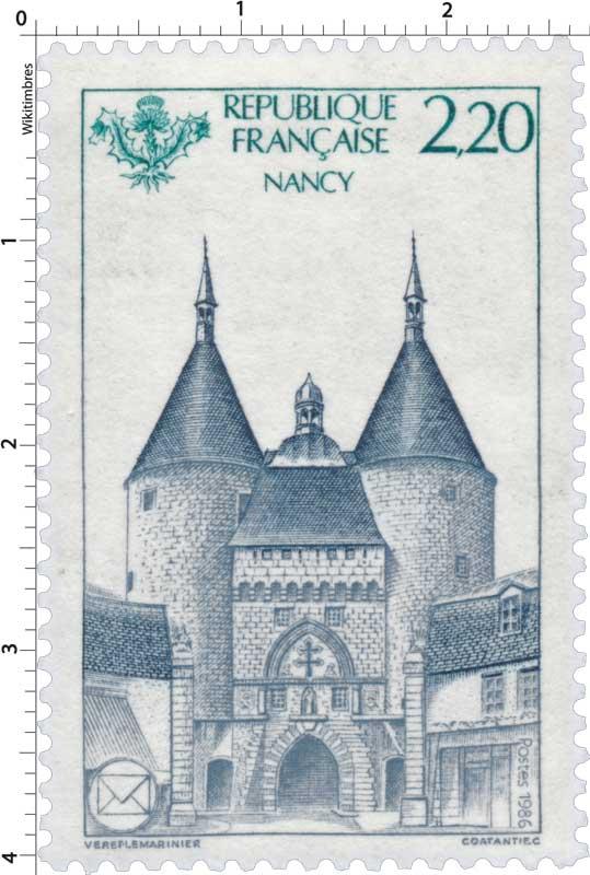 1986 NANCY