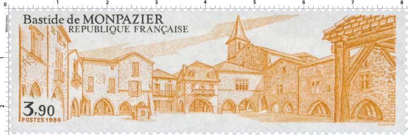 1986 Bastide de MONPAZIER