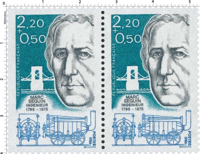 1986 MARC SEGUIN INGÉNIEUR 1786-1875
