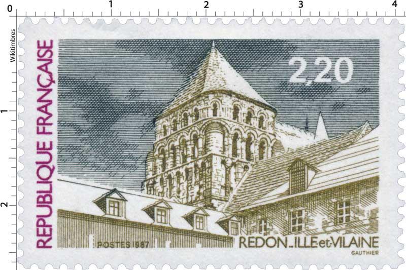 1987 REDON-ILLE-et-VILAINE