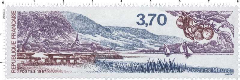 1987 Côtes de Meuse