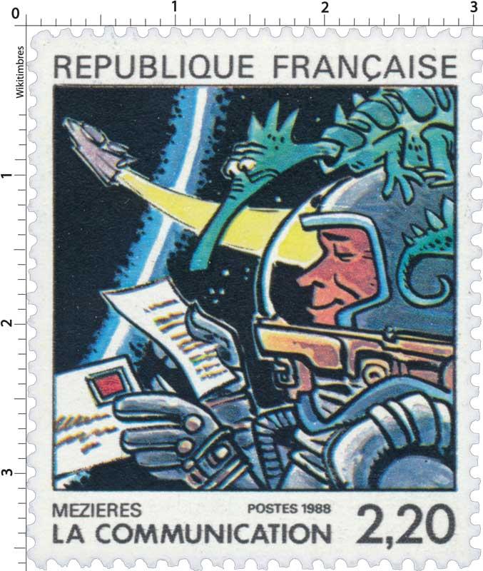 1988 LA COMMUNICATION MEZIERES