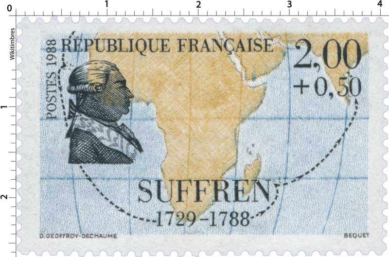 1988 SUFFREN 1729-1788