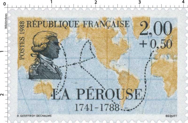 1988 LA PÉROUSE 1741-1788