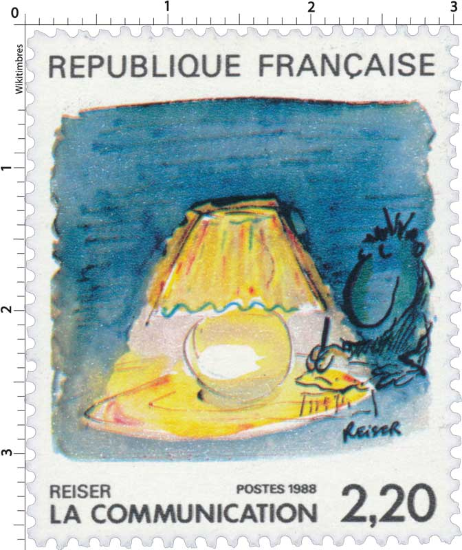 1988 LA COMMUNICATION REISER