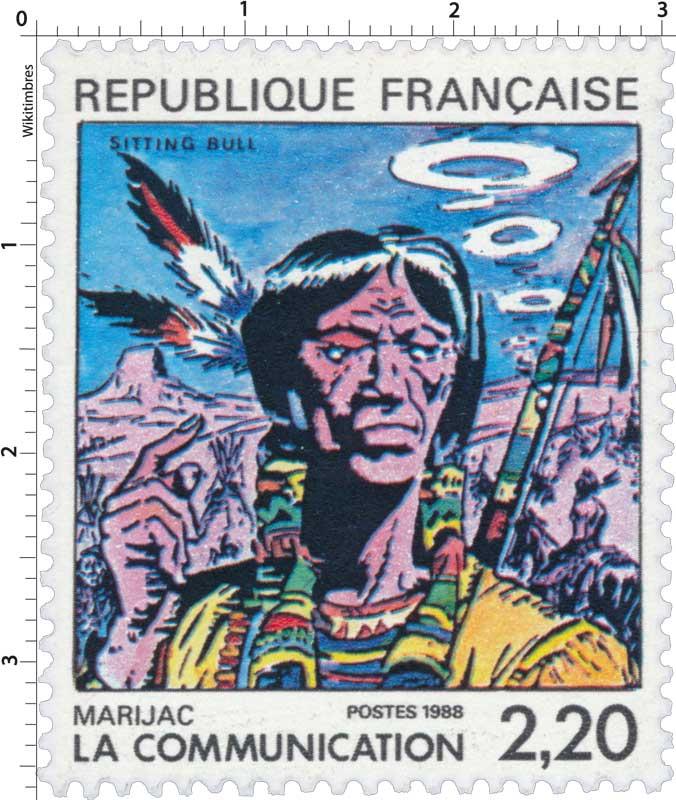1988 LA COMMUNICATION MARIJAC
