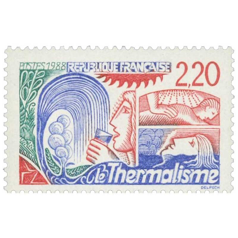 1988 le Thermalisme