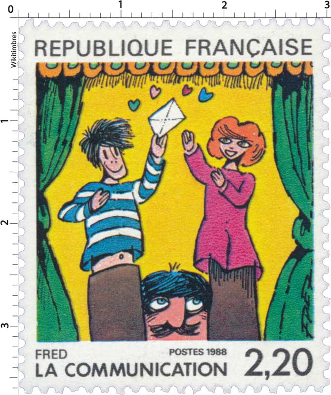 1988 LA COMMUNICATION FRED