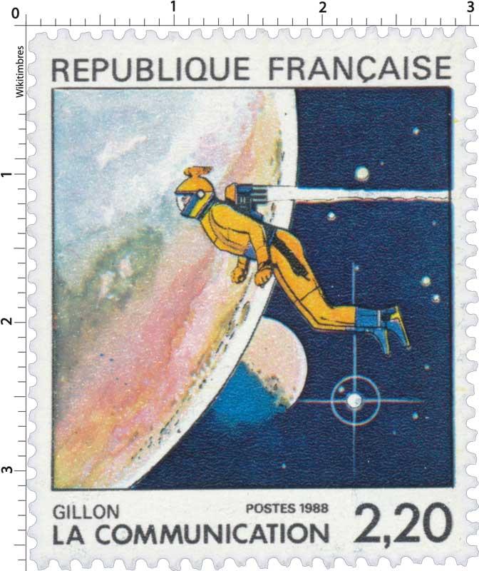 1988 LA COMMUNICATION GILLON