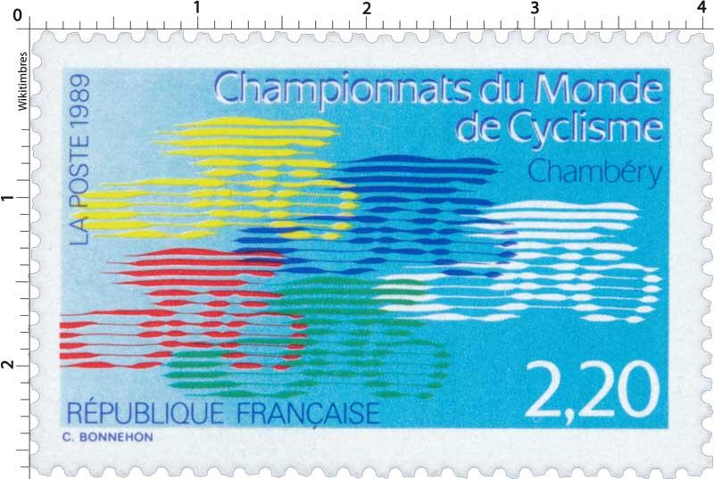 1989 Championnats du Monde de Cyclisme Chambéry