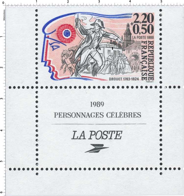 1989 DROUET 1763-1824