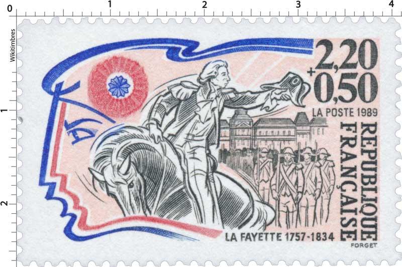 1989 LA FAYETTE 1757-1834