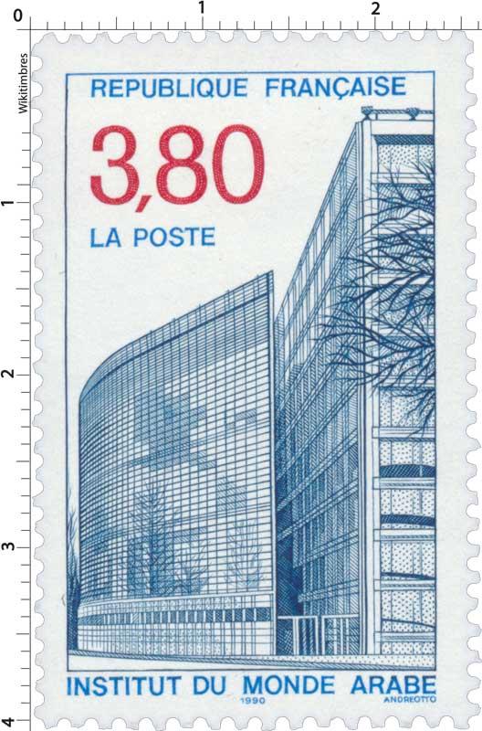 1990 INSTITUT DU MONDE ARABE