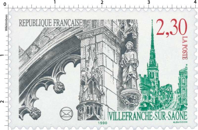 1990 VILLEFRANCHE-SUR-SAÔNE