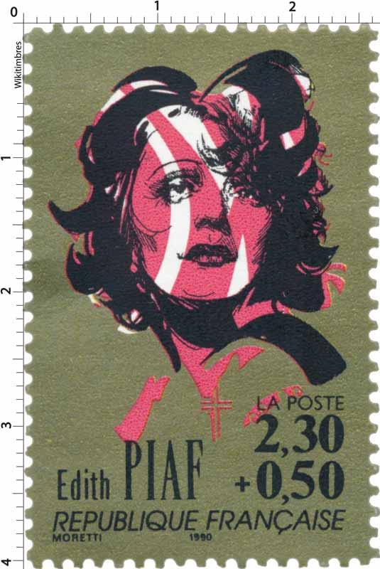 1990 Édith PIAF