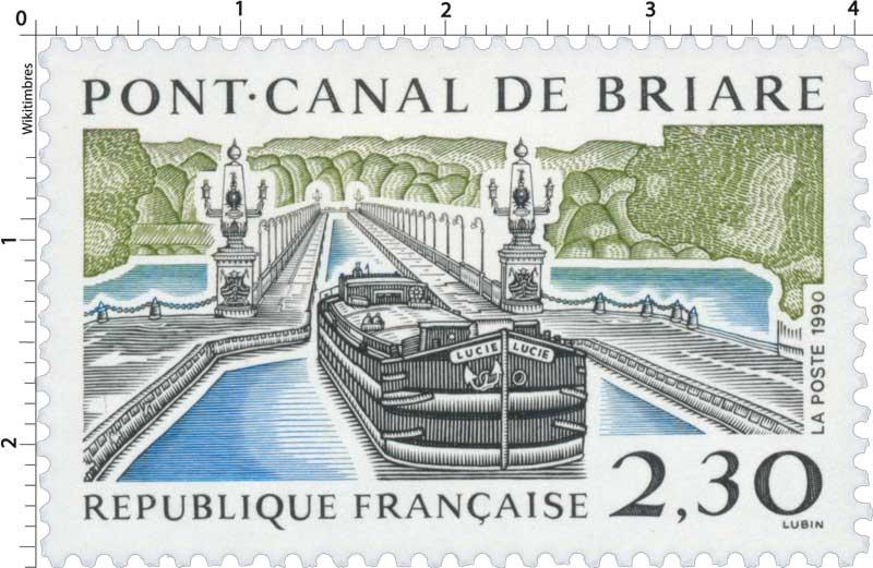 1990 PONT-CANAL DE BRIARE