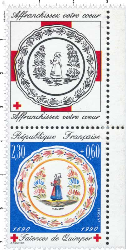 Faïences de Quimper 1690-1990