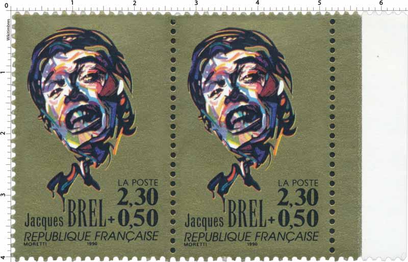 1990 Jacques BREL