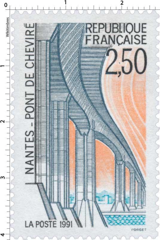 1991 NANTES - PONT DE CHEVIRÉ