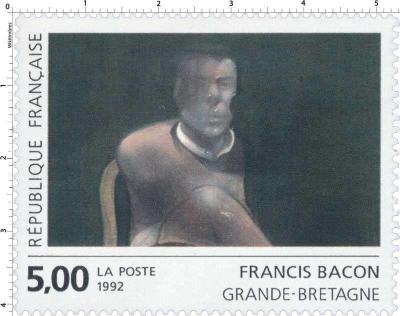 1992 FRANCIS BACON GRANDE-BRETAGNE