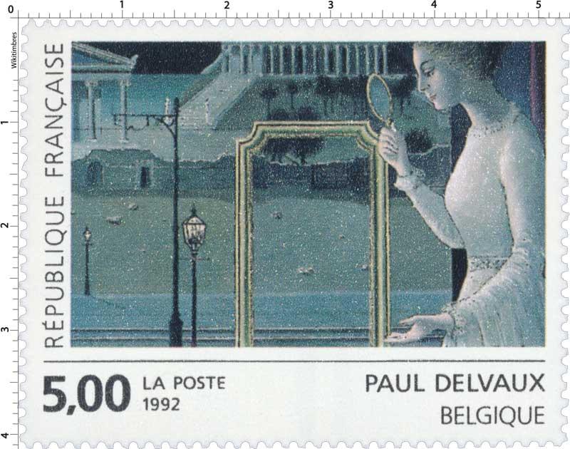 1992 PAUL DELVAUX Belgique