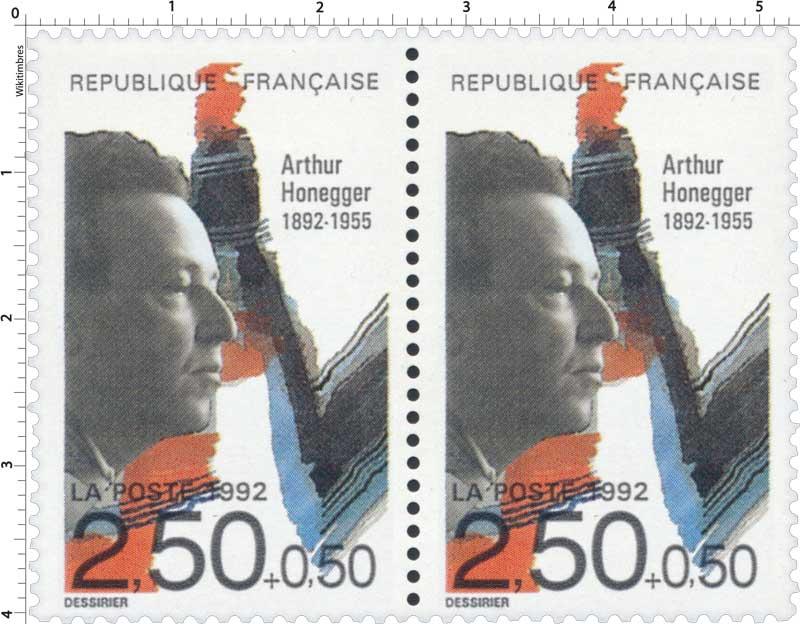 1992 Arthur Honegger 1892-1955
