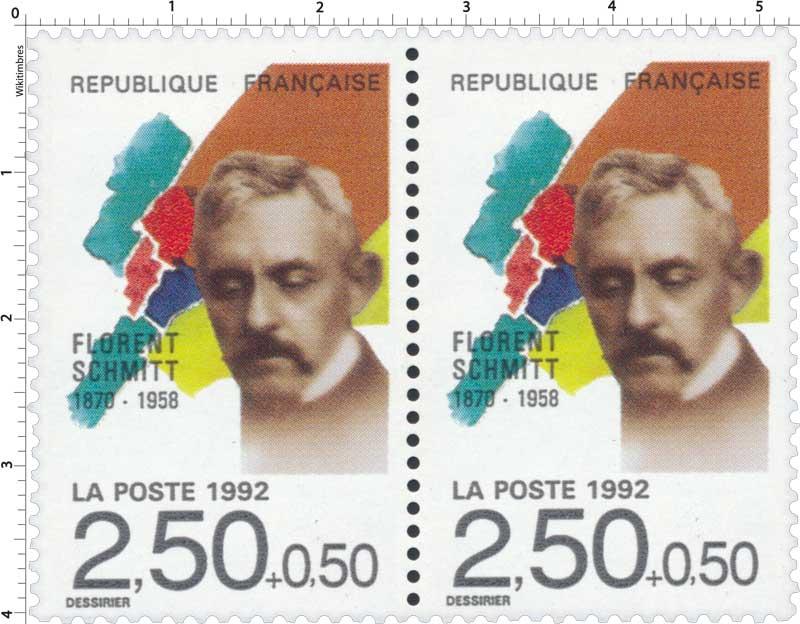 1992 FLORENT SCHMITT 1870-1958