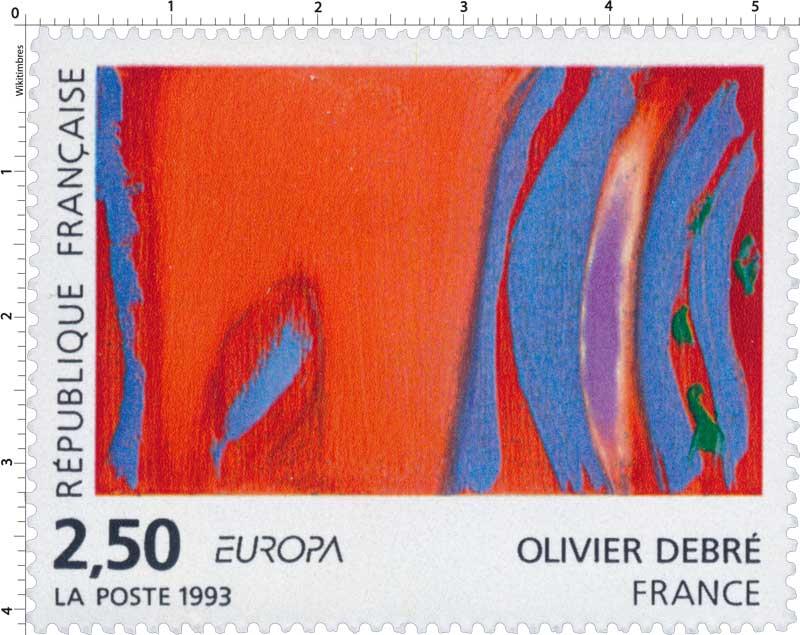 1993 EUROPA OLIVIER DEBRÉ