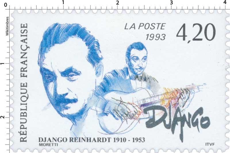 1993 DJANGO REINHARDT 1910-1953