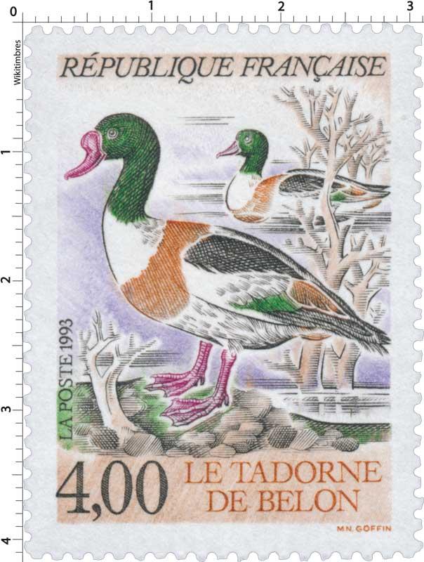 1993 LE TADORNE DE BELON