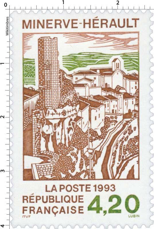 1993 MINERVE-HÉRAULT