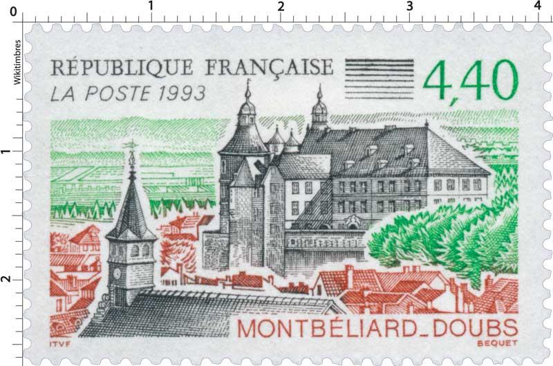 1993 MONTBÉLIARD - DOUBS