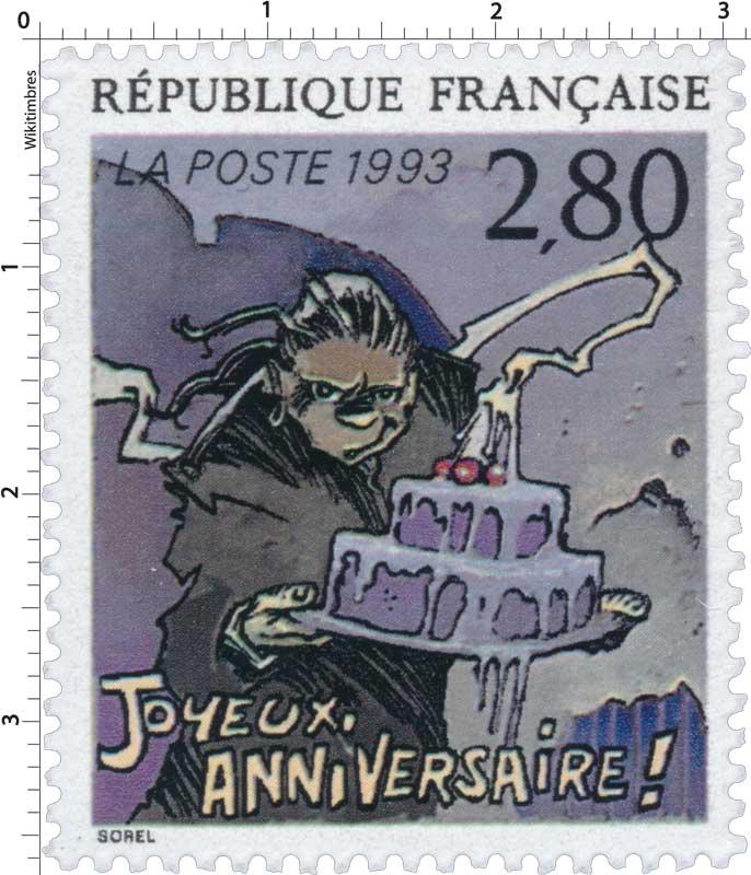 1993 Joyeux, ANNIVERSAIRE !