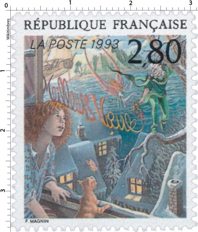 1993 MEILLEURS VŒUX