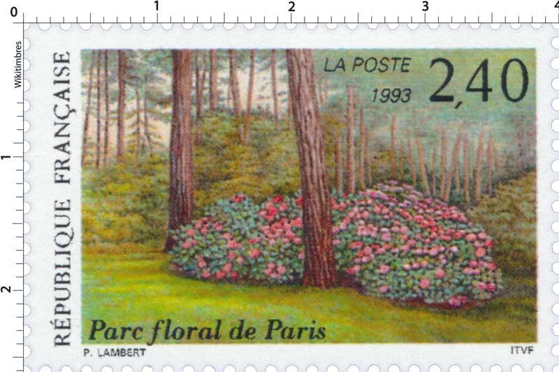 1993 Parc floral de Paris