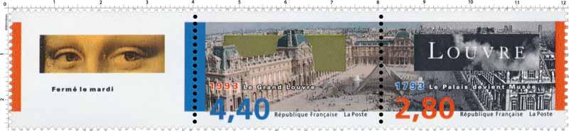 1993 Le Grand Louvre LOUVRE 1793 Le Palais devient Musée