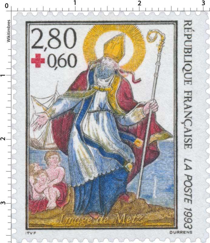 1993 Image de Metz