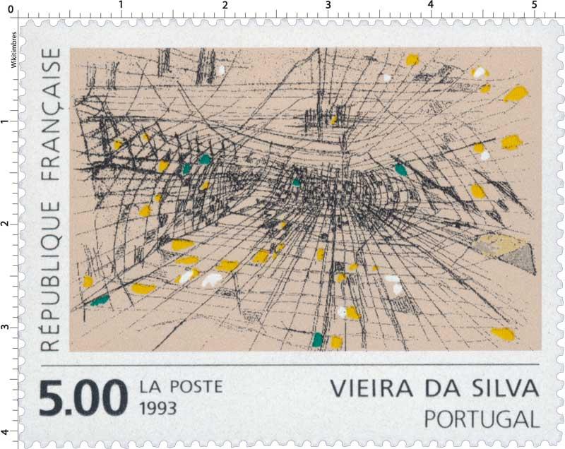 1993 VIEIRA DA SILVA PORTUGAL