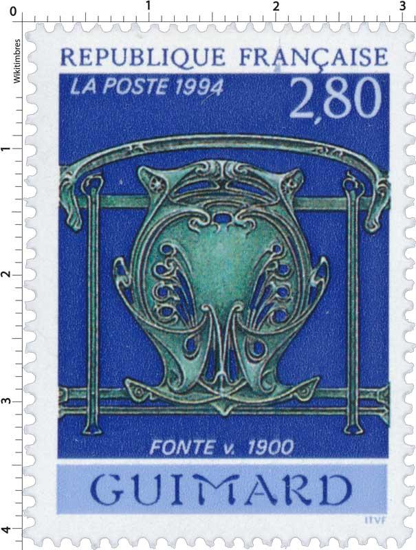 1994 GUIMARD FONTE v. 1900