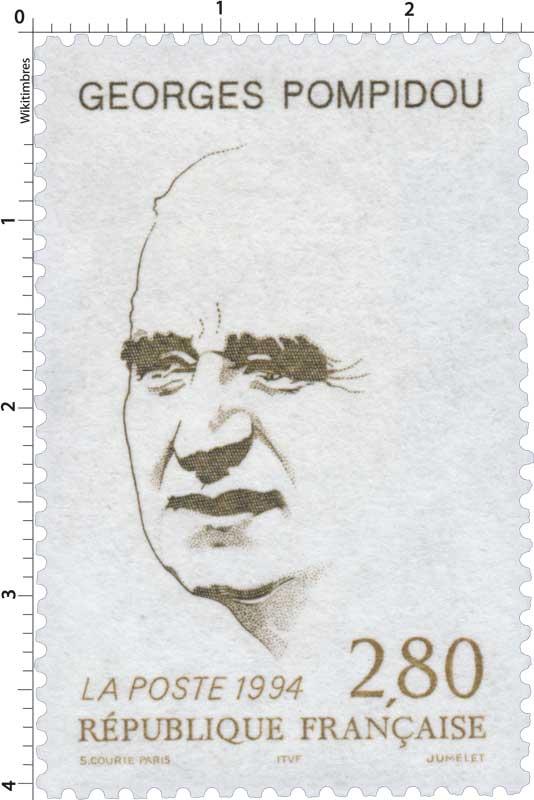 1994 GEORGES POMPIDOU