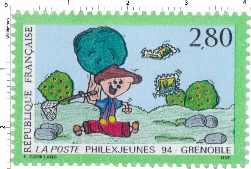 PHILEXJEUNES 94 GRENOBLE