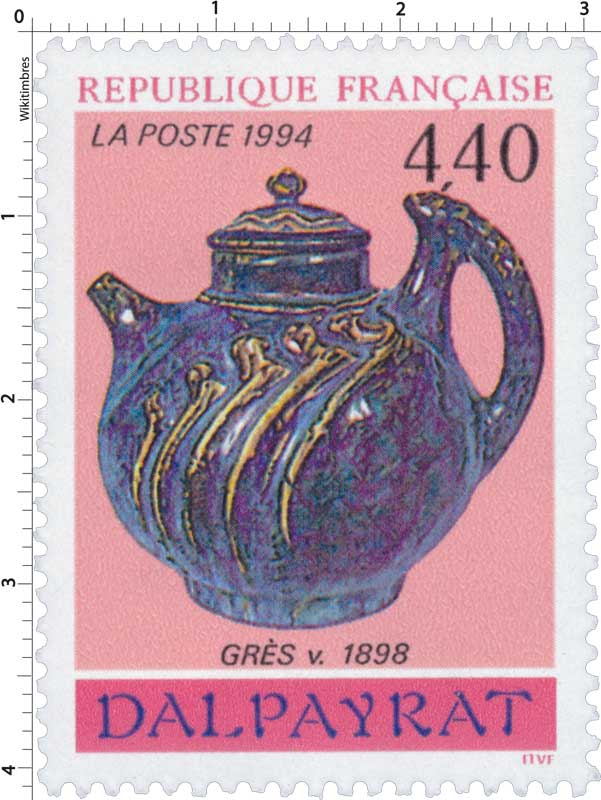 1994 DALPEYRAT GRÈS v.1898