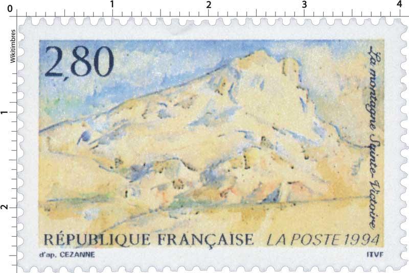 1994 La Montagne Sainte-Victoire